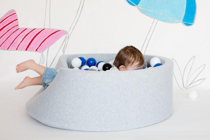 Minibe mi kki suchy basen z kulkami good idea baby ideas stuff to buy - Minibe piscina bolas ...