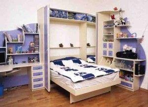 Детская встроенная мебель
