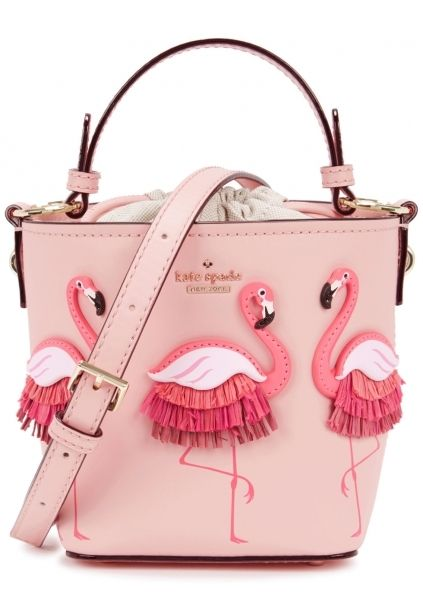 4923d8c2d2840 KATE SPADE NEW YORK By The Pool leather bucket bag - Harvey Nichols ...