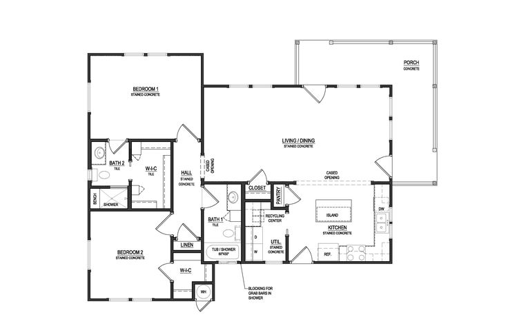 Practical magic house floor plans practical magic for Practical house plans