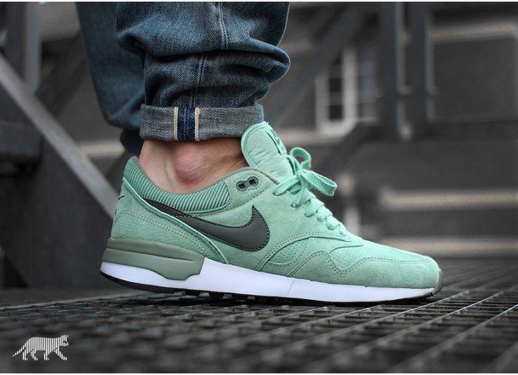 Nike Air Odyssey LTR (Enamel Green / River Rock - Jade Stone)
