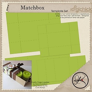 Matchbox Template Set