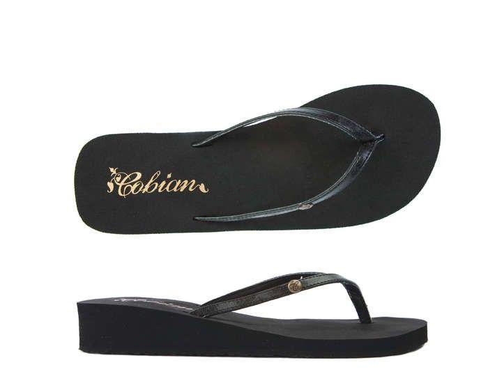 Cobian Flip Flops Women | ... , Kayaking Cobian Women's Venti Nias Sandals Black Flip Flops