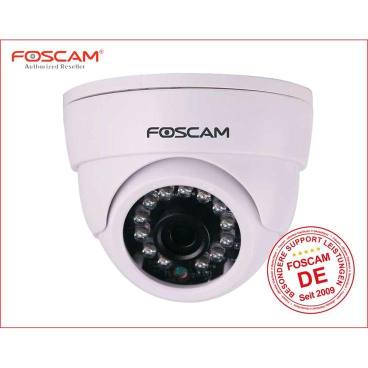 Foscam FI9851P HD IP Kamera * 1,0 Megapixel * 1280 x 720 P * Wireless* Onvif * H264