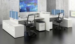 Mobilier de bureau - collection C.I.T.É. - Système de mobilier de bureau | Groupe Lacasse