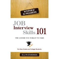 Job Interview Skills 101. This book has 101 different interviewing skills to look at.