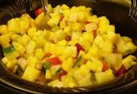 Qdoba Mexican Grill Copycat Recipes: Mango Salsa