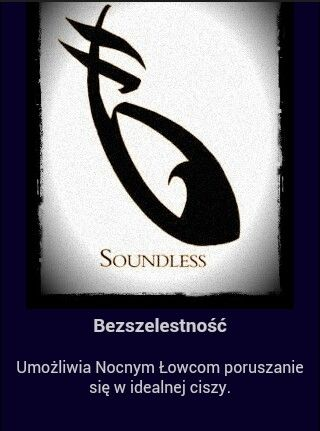 Soundless runes