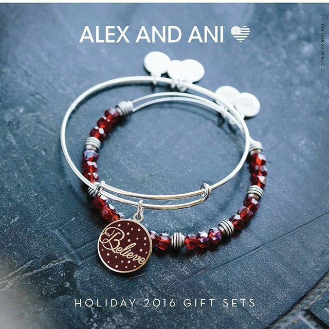 ALEX AND ANI Believe Wine Color Infusion Set of 2 | Merry • Blessed • Bright