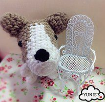 Amigurumi Dog by Yunie's