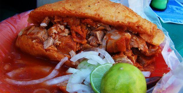 Receta de tortas ahogadas (Jalisco)   México Desconocido