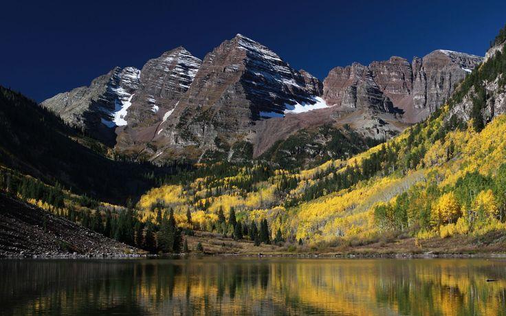 High resolution colorado landscape