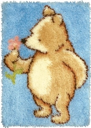 Classic Pooh Latch Hook Rug                                                                                                                                                                                 More