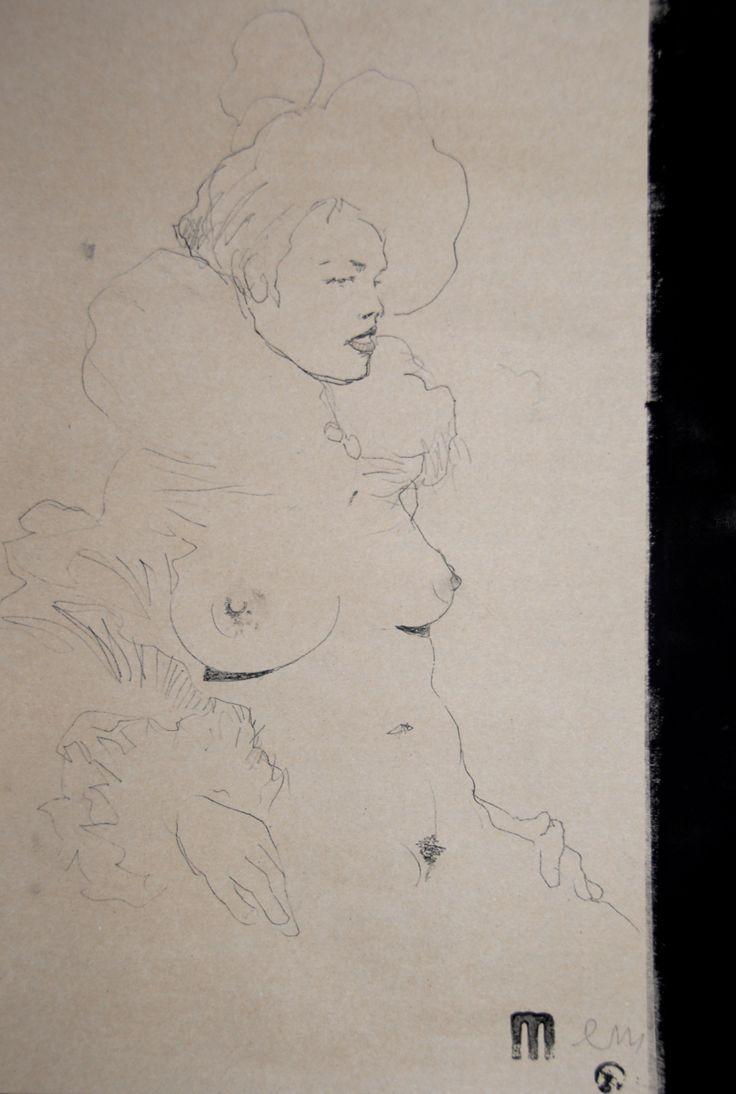 NUDE No. 3277 60 x 40 cm