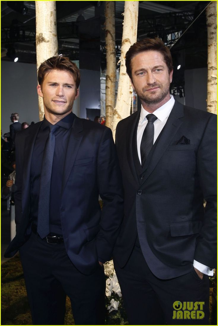 Gerard Butler And Scott Eastwood Clint 39 S Son Bring The