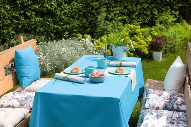 Summer picnic #dekoriapl #summer #balcony #inspiration #decoration #diy #colorful #garden #interior #homedecor #decorations