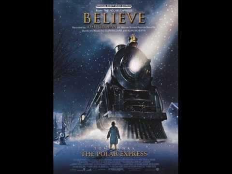 ▶ Josh Groban Believe - YouTube