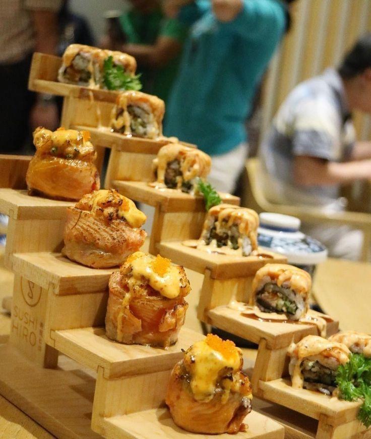 Sushi Hiro  Tempat Nongkrong Baru Di Jakarta Yang Udah Pasti Seru
