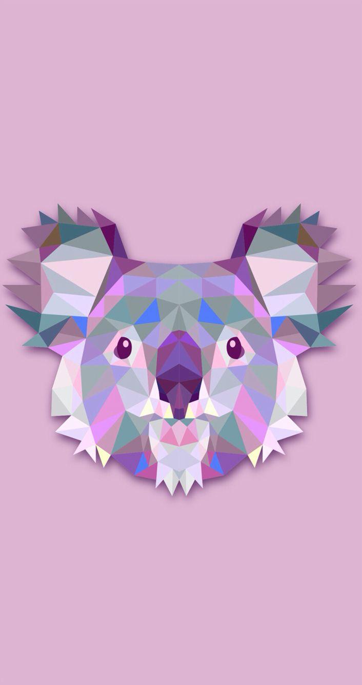 Most Inspiring Wallpaper Koala Cartoon - 291d884b58179ab1b0f189459c66162a--origami-koala-triangle-art  Pic_94322   .jpg