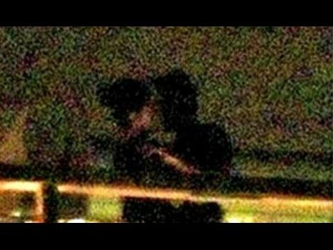 Katrina Kaif and Ranbir Kapoor spotted KISSING - CRB Tech Reviews
