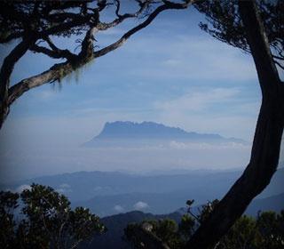 Mt Trusmadi, borneo. The Mystical Mountain of Sabah, Borneo.