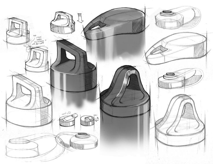 Art 450: Product Design Sketches