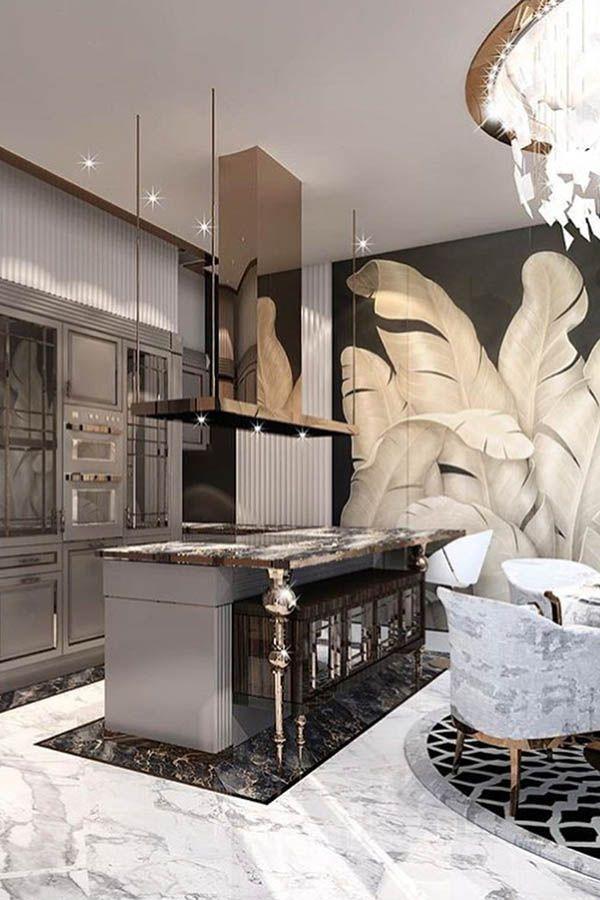 Constantine Frolov Interior Designer Glamorous Homes