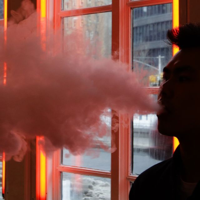 95% of e-cigarettes ordered online by teens were left at the door with no age check.