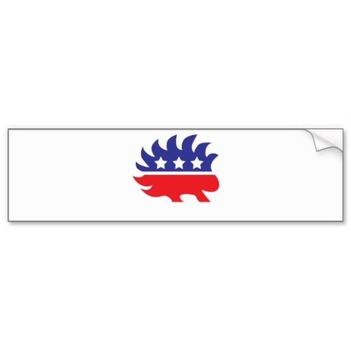 Anti Bush Bumper Sticker