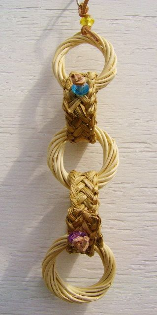 Rings of Eternity Medium Bird Toy Parrot Toys by WhiteWingBirdToys, $18.25