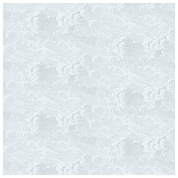 Papier peint - Cole and Son - Nuvolette - Pale Blue