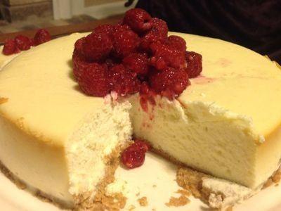 Yoghurt Cheesecake recipe