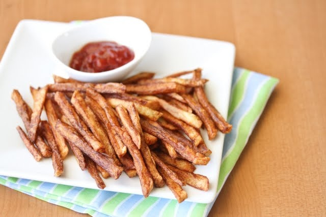Perfect French Fries | Kirbies Cravings | A San Diego food blog