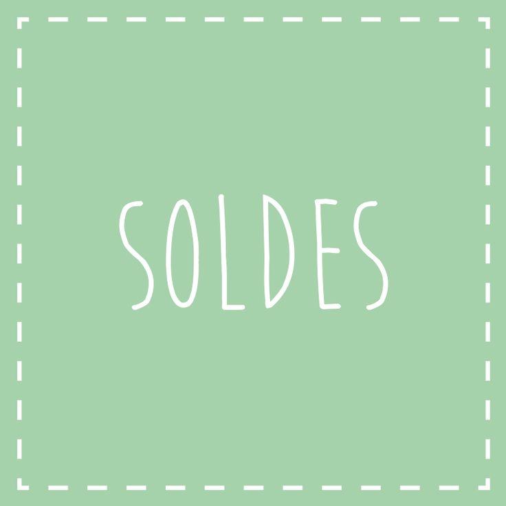 SOLDES !