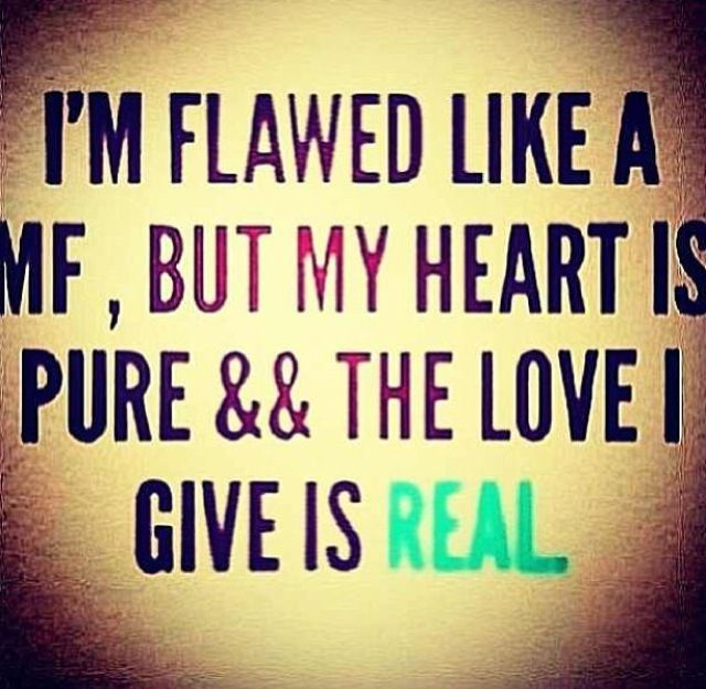 Love Pure Quotes: Heart And My Heart
