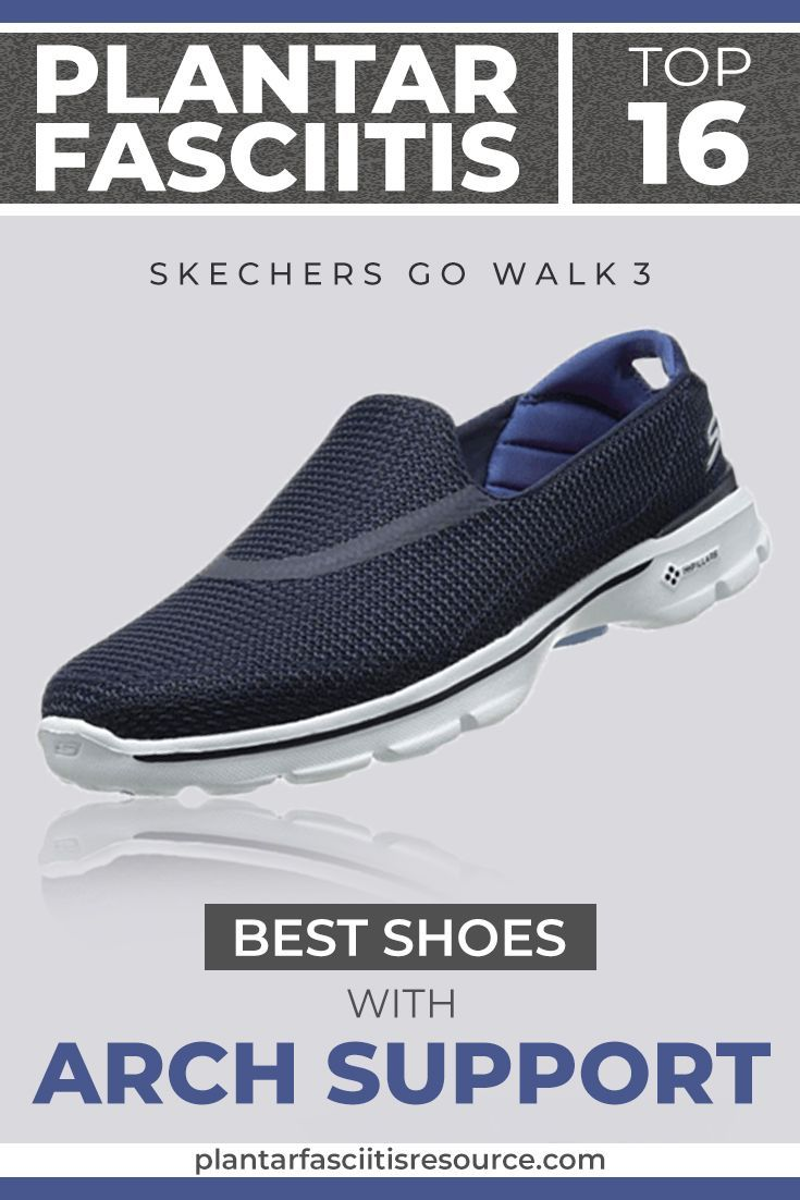 16 Shoes With Good Arch Support Men And Women 2020 March In