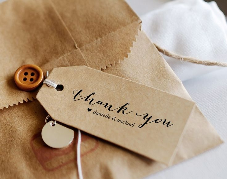 No Thank You For Wedding Gift: Best 25+ Thank You Tags Ideas On Pinterest