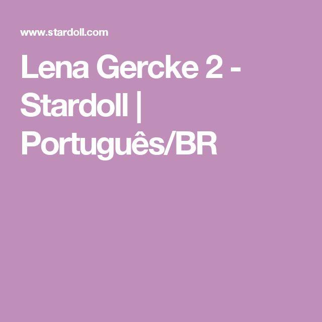 Lena Gercke 2 - Stardoll | Português/BR