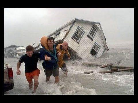 Jésus parle des ouragans