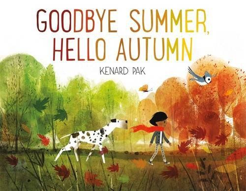 Goodbye Summer, Hello Autumn As trees sway in the cool breeze, blue jays head…