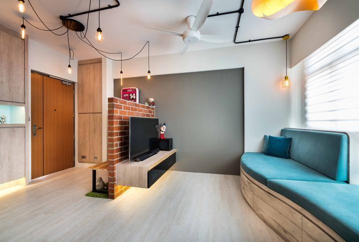 Design Chapterz Living Room 2