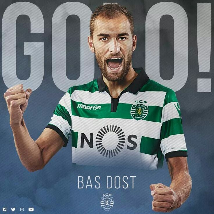 Bas Dost SCP