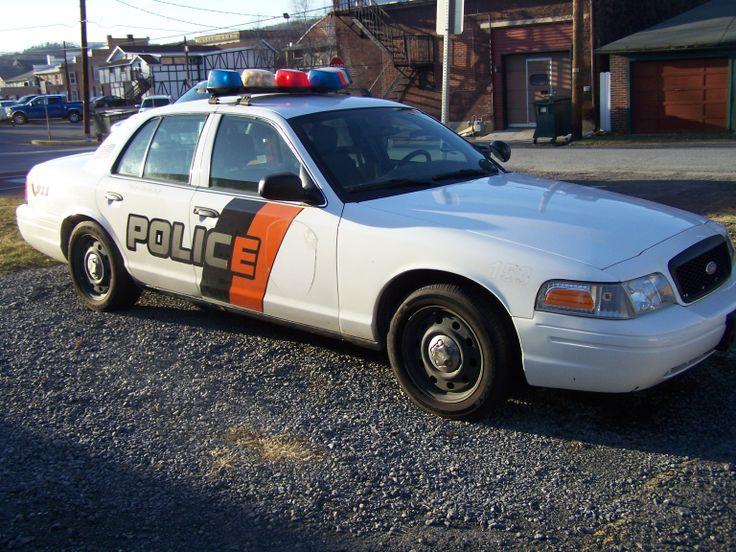 2007 Ford Crown Victoria for sale on municibid.com