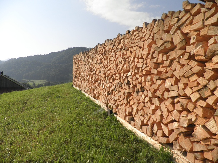 Stack up your firewood!