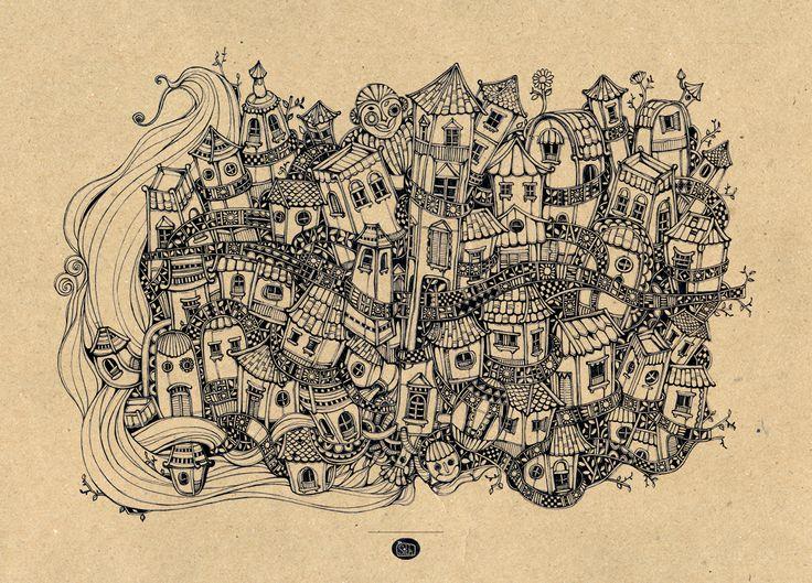 City Tiger by ~MrSithZam on deviantART
