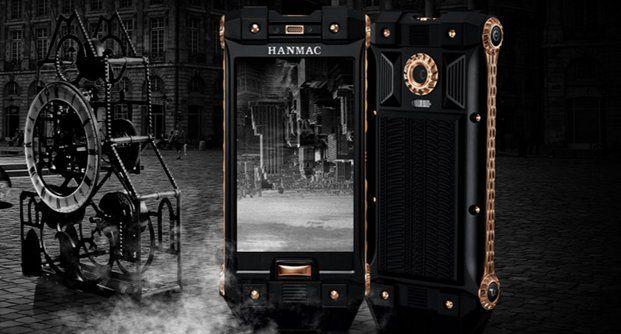 HANMAC New Defency, care are un preț de comercializare de 6.000 de dolari, este cel mai scump smartphone care utilizează un chipset MediaTek ...