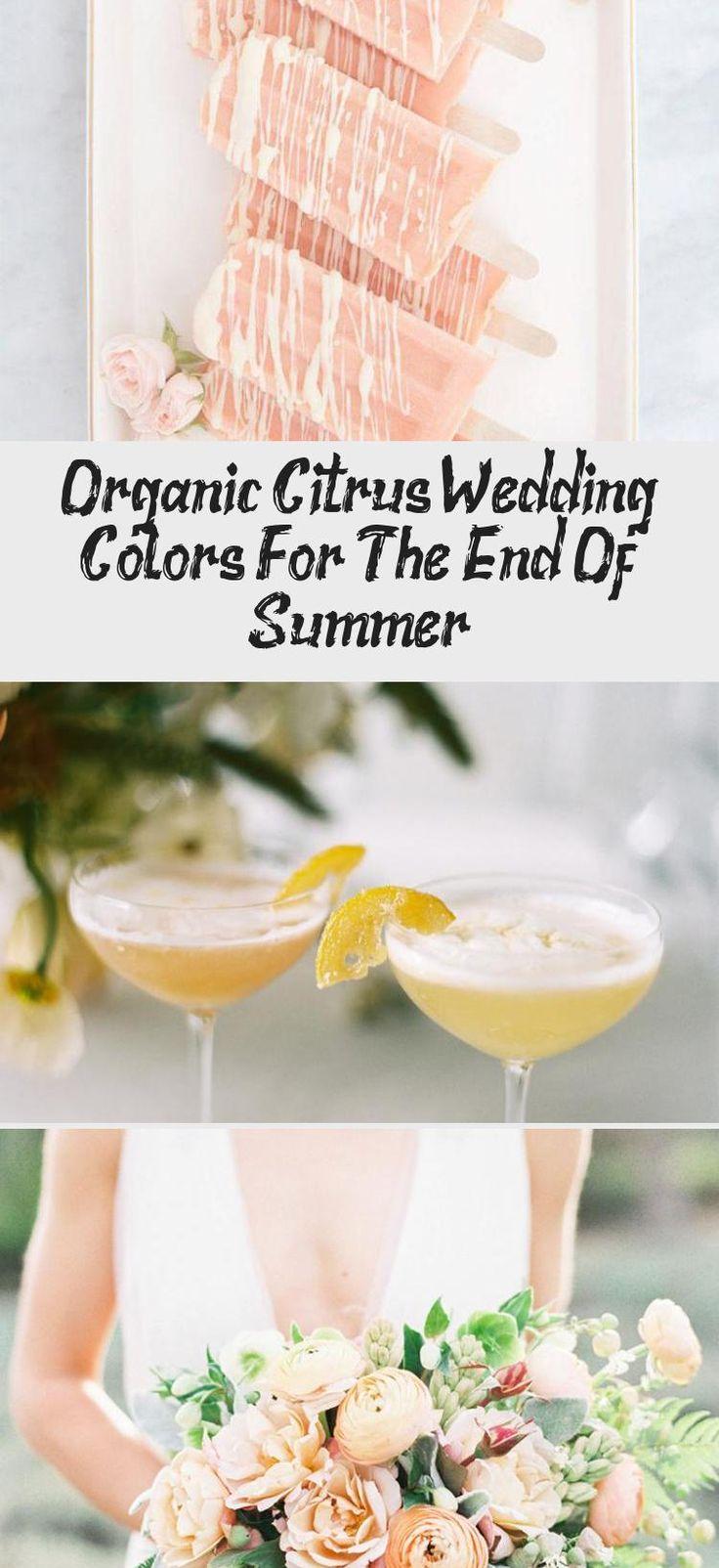 Organic Citrus Wedding Colors for the End of Summer #Botanicalgardenwedding #gardenweddingDeko #Romanticgardenwedding #Moderngardenwedding #gardenweddingIndian