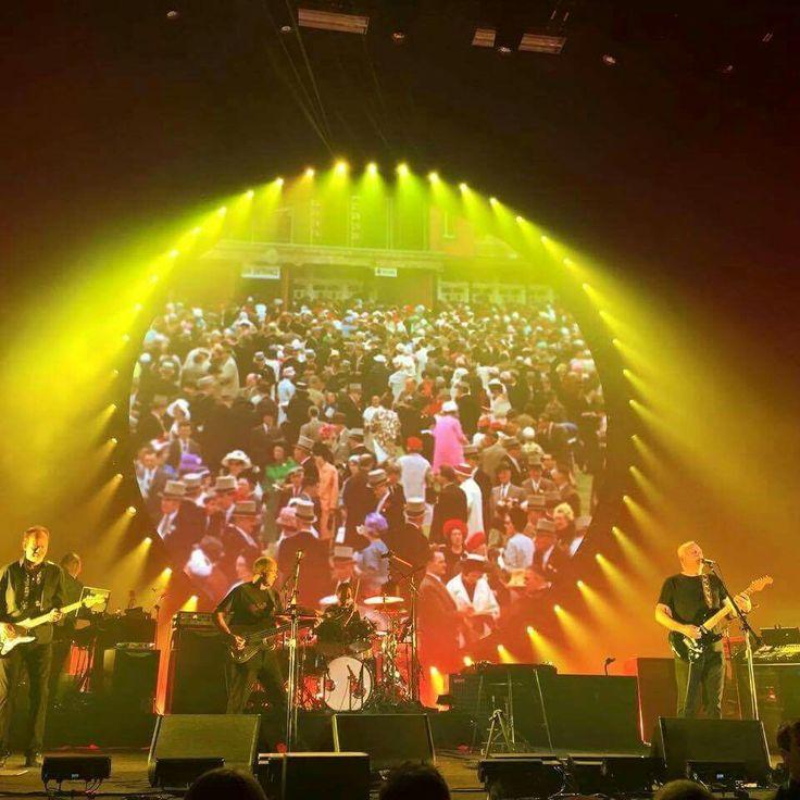 David Gilmour, 2015