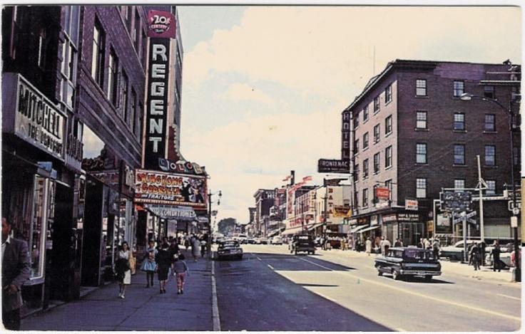 Sudbury - Regent Theatre - Elm Street c1963