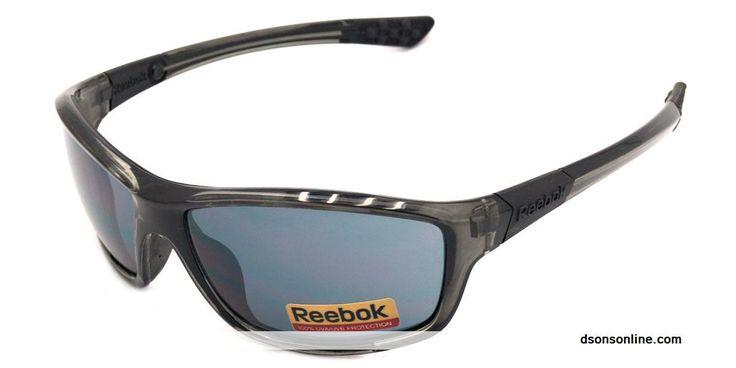 Buy Reebok Black Rectangle Unisex Sunglasses R4312-05 AG0115 RSK1 Online In India